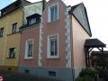 Fassade rosa